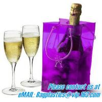 China Multi-Layer Beverage Packaging Pouch Portable Wine Bags, Wine Carriers, Juice Beverage Bags, Drink Ice Bags, Wine Gift on sale