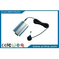 Wholesale RS232 / RS485 / USB Industrial GPRS Modem With SIM / UIM Card 900Mhz / 1800Mhz from china suppliers