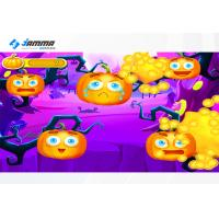 Buy cheap Amusement Park Interactive Floor Projector Multiplayer 21 Games Projector System from wholesalers