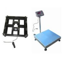 Wholesale Digital LED Mild Steel Bench Weighing Scale 300kg 600 Lb Industrial Platform Scales from china suppliers