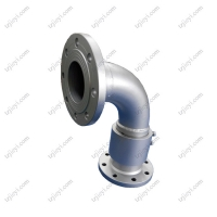 Wholesale DIN carbon steel flange 90 degree connection high pressure water swivel joint for fire fighting system from china suppliers