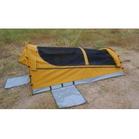 Buy cheap 4WD Roof Top Tent Accessories Canvas camping Swag Tent from wholesalers