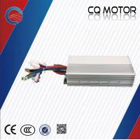China 500W 48v brushless motor speed controller for tricycle cargo brake reverse on sale