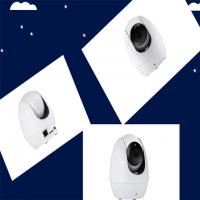 China Smart Home Wifi Security Camera 1080P HD Hisilicon 3518E Chips Support Human Tracking on sale