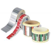 Wholesale Custom Waterproof Roll Sticker Labels Self - Adhesive Paper & Plastic Prints from china suppliers