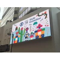 Buy cheap Outdoor Full Color Led Billboard Display for Advertising / P8 / P10 / P20 LED from wholesalers