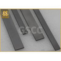 Wholesale High Precision Tungsten Carbide Square Bar , Flat  Wear Strips from china suppliers