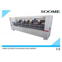 Wholesale Corrugated Board Cutting Machine Partition Baffles Maker/ Electrical Creasing Cardboard Slitting Machine from china suppliers