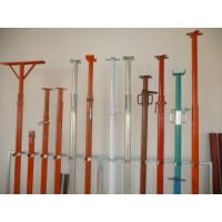 Wholesale Hot Dip Q235 Galvanized Adjustable Steel Props with Simple Structures from china suppliers
