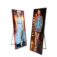 Buy cheap High contrast Indoor LED Poster for advertising P1.9 P2.5 P3 from wholesalers