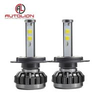 Wholesale 36w 3800lm LED Car Headlight Bulb / Auto Driving Lights 360 Degree 7 Colors from china suppliers