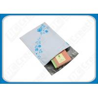 Wholesale White / Grey Plastic Bubble Air Envelopes Poly Bubble Mailers , Plastic Mailing Bags from china suppliers