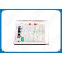 Buy cheap Economical Clear Adhesive Document Enclosed Envelope, Sticky Packing List from wholesalers