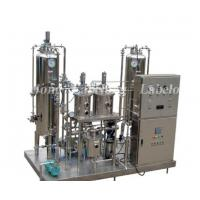 Wholesale 150-320mm Bottle Honey Bottling Machine Low Vacuum Gravity Filling Technology from china suppliers