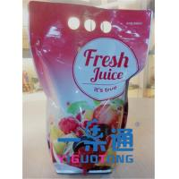 Wholesale 5L Syrup BIB Bag In Box / Aseptic Bag For Apple Juice , Long Life Using from china suppliers