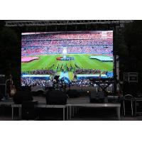 Wholesale Light Weight Outdoor Stage Rental LED Display With Vivid Display Effect from china suppliers