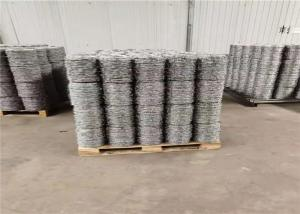 Wholesale 10000m Barbed Bwg 18 Razor Wire Concertina For Farm Fence from china suppliers