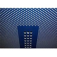 Wholesale Decorative Perforated Metal Mesh Plate Hot Galvanized For Ceiling Panels from china suppliers