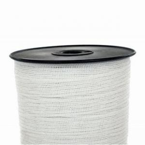 Wholesale L200m PE Electric Poly Tape for electric fencing from china suppliers