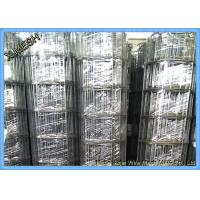Buy cheap 3mm Wire Diameter 15cm Openning Black Welded Wire Mesh for South American Market from wholesalers