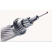 Buy cheap Long Life Span Aluminium Alloy Conductors Light Weight AAAC Pine Conductor from wholesalers