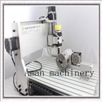 Wholesale AMAN cnc engraving machine 3040 200W pcb drilling machine from china suppliers