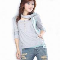 Wholesale Women's Henley from china suppliers