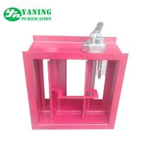 Wholesale Air Vent Valve Clean Room Ventilation Volume Control Air Damper For Duct Ventilation System from china suppliers