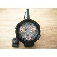 Wholesale Osram LED Rechargeable Led Spotlight , Vehicle Charger Hand Held Led Spot Lights from china suppliers