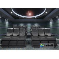 Wholesale Commercial Theater 4D Cinema Equipment With Movement Effect Luxury Seats from china suppliers
