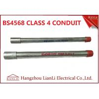 China Electrical BS4568 Gi Conduit Pipe 4 With Maximum Size Up to 150mm on sale