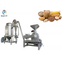 Wholesale High Speed Grain Powder Machine Wheat Rice Flour Pin Mill Pulverizer Ss 304/316 from china suppliers