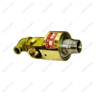 Wholesale High quality brass shell high speed rotary joint for cooling water, hydraulic oil, air from china suppliers