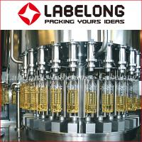 Wholesale Rotary Oil Bottling Machine 304 Stainless Steel 220V / 380V Voltage Vacuum Gravity from china suppliers
