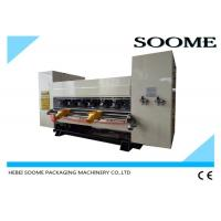 Wholesale NC Type Thin Blade Slitter Scorer Machine For Corrugated 150-180m/Min Speed from china suppliers