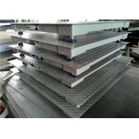 Buy cheap Carbon Steel Patterned Plate Spraying1X1m/1X1.25m/1X5m/2X2m floor weighing scale from wholesalers