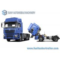 Buy cheap 6x4 Shacman F3000 Tractor Head Truck 11.596 L 280kw / 380hp Engine Power from wholesalers