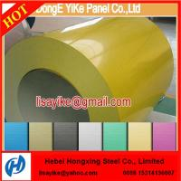 Wholesale Colour coating sheet cold rolled steel sheets with factory price from china suppliers