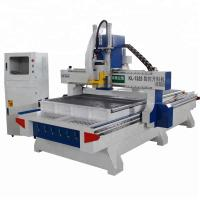 Buy cheap 6kw Air Cooling Spindle Cnc Acrylic Cutting Machine , 3d Woodworking CNC Router from wholesalers