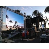 Wholesale Outdoor Stage Background LED Screen Pixel Pitch P4.81 P5.95 2400hz Refresh Rate from china suppliers
