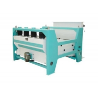 Buy cheap STR TQLM rice paddy cleaner and destoner machine with low noise from wholesalers