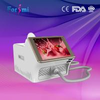 China Protable 808nm diode new permanent laser hair removal machine for man and woman home use on sale