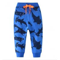 Buy cheap Customized Color Soft kids Clothes Comfortable Cotton Garment boys pants from wholesalers
