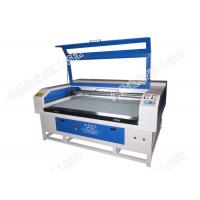 Wholesale Leather Co2 Laser Machine Cutting Punching Hollowing PU Laser Engraving JHX - 160100 from china suppliers