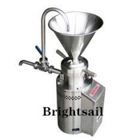 Wholesale 30 ~ 100mm Inlet 200mm Max Grinding Disc Diameter Peanut Butter Making Machine Grinder from china suppliers
