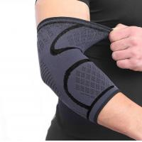 Wholesale Sport Breathable Basketball Elbow Sleeve , Soft Neoprene Forearm Sleeve from china suppliers