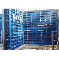 Buy cheap Rigid Steel Frame Formwork , Steel Framing System For Concrete Construction Wall from wholesalers