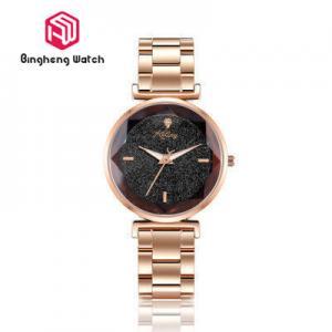 Buy cheap Waterproof IP Stainless Steel Luxury Bracelet Watches , Alloy Case Womens Luxury from wholesalers
