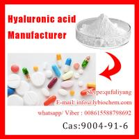 Wholesale Cosmetic grade hyaluronic acid powder, pure hyaluronic acid food grade hyaluronic grade from china suppliers