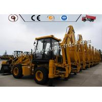 Buy cheap Professional 4WD Heavy Construction Equipment Mini Backhoe Loader WZ30-25 from wholesalers